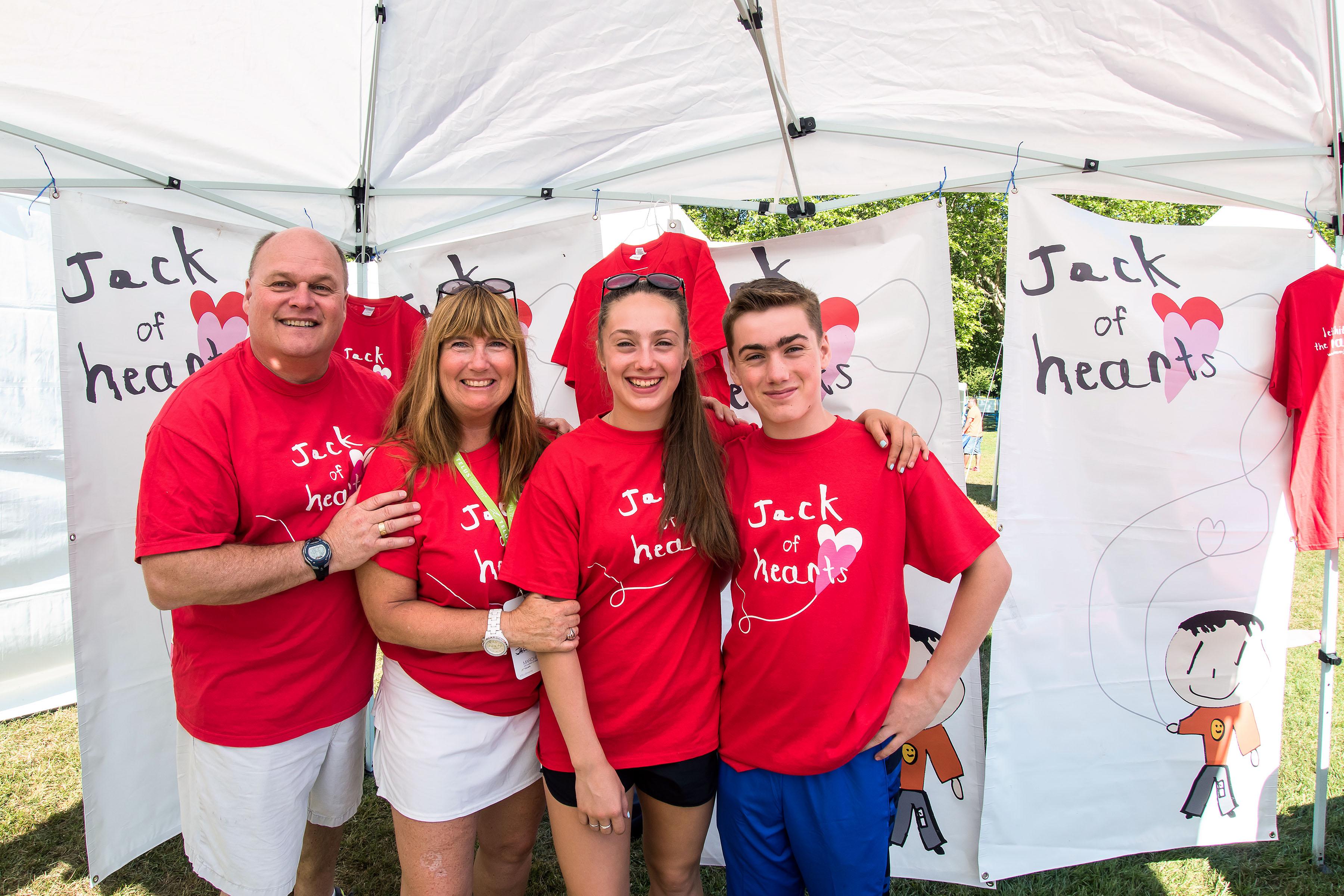 Team Jack of Hearts
